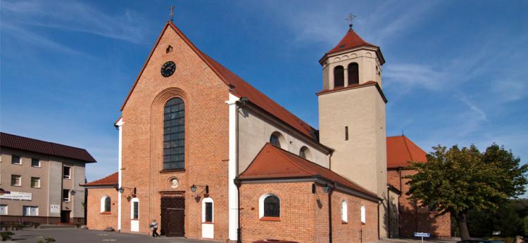 Parafia św. Mikołaja w Mosinie